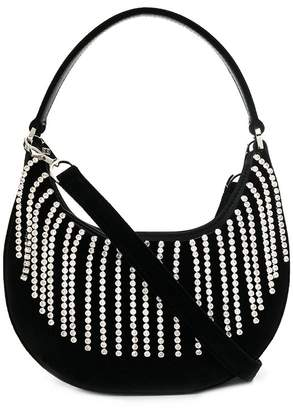 Les Petits Joueurs Cindy Evening Crystal shoulder bag