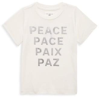Sol Angeles Little Kid's & Kid's Peace T-Shirt