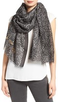 Kate Spade Women's Dappled Cotton & Silk Scarf