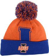 Top of the World Illinois Fighting Illini Gridiron Knit Hat