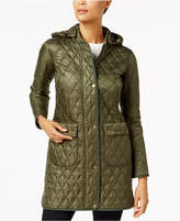 Barbour Tarn Quilted Hooded Puffer Coat