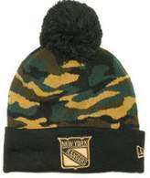 New Era Camo Captivate NHL Beanie Knit