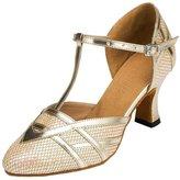 Doris Fashion HW00-27 Women's Salsa Tango Latin Dance Shoes Wedding Shoes Evening Shoes 8 M US