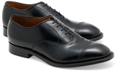 Brooks Brothers Cordovan Perforated Captoes