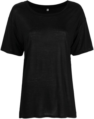 Base Range crew-neck bamboo T-shirt