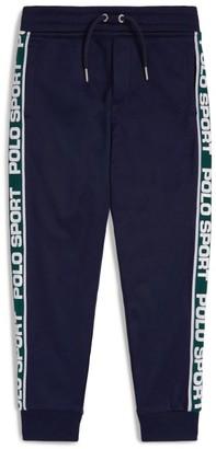 Ralph Lauren Kids Logo Panel Sweatpants (2-4 Years)