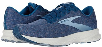 Brooks Launch 7 (Blue Fog/Poseidon/Grey) Men's Running Shoes