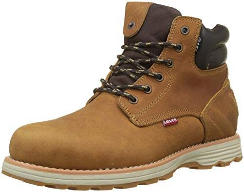 Levi's Men''s Arrowhead Desert Boots, (Light Brown 26)