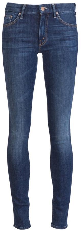 Mother high waist skinny jean