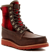 Wolverine Penninsula Plaid Boot