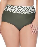 Thumbnail for your product : Raisins Curve Trendy Plus Size Mombasa Bikini Bottoms Women's Swimsuit