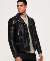 Superdry Premium Classic Leather Jacket