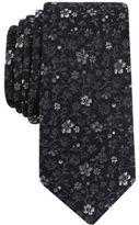 Bar III Men's Abelia Floral Slim Tie, Created for Macy's