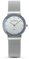 Skagen Mesh Mirror Border Watch, 26 mm
