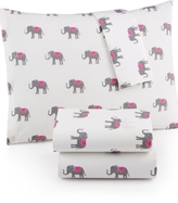 Whim by Martha Stewart Collection Novelty Print Cotton Percale Standard Pillowcase Pair