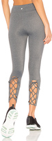 Lanston SPORT Arlo Legging in Gray. - size L (also in )