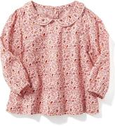 Old Navy Peter-Pan Collar Top for Baby