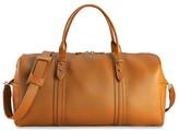 GiGi New York Henley Leather Duffel Bag