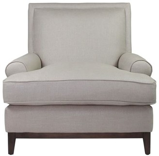 Pottery Barn Kendall Upholstered Armchair