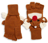 Collection 18 Reindeer Convertible Gloves