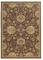 Tommy Bahama Cabana Collection Traditional Brown 7-Foot 10-Inch x 10-Foot 10 Inch Rug