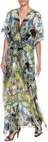 Ark & Co Kimono Maxi Dress