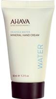 Ahava Travel Size Mineral Hand Cream