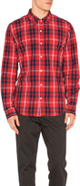 Stussy Penn Plaid Button Down