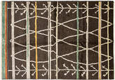 """Solo Rugs 6'2""""x8'9"""" Moroccan Rug - Brown"""
