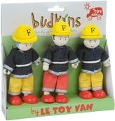Le Toy Van Firefighters Set