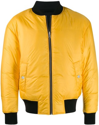 Calvin Klein Jeans Est. 1978 zipped padded jacket