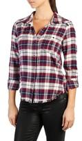 Paige Women's Jacey Plaid Shirt