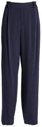 Vince Wide-Leg Pull-On Trousers