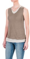 St Tropez West St. Tropez West Double-Layered Tank Top (For Women)