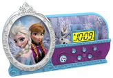 Disney Frozen Elsa, Anna & Olaf Night Glow Alarm Clock
