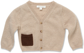 Marie Chantal Marie-Chantal Cashmere Star and Crown Cardigan