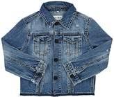 DL 1961 Kids' Manning Distressed Denim Jacket