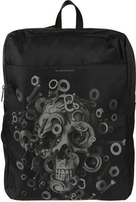 Alexander McQueen Harness Backpack