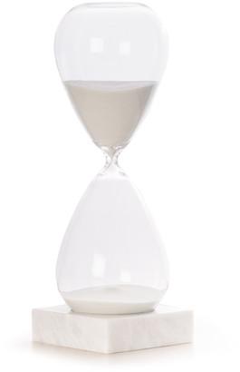 Bey-Berk Hand-Blown Sand Timer Hourglass (90 minute)