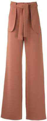 Framed High Tailoring palazzo trousers