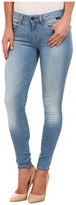 Mavi Jeans Alexa Ankle in Light Gold Reform Popstar