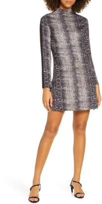 French Connection Lula Long Sleeve Dress