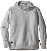 Nununu Soft and Stealth Ninja Sweatshirt with Hood (Little Kids/Big Kids)
