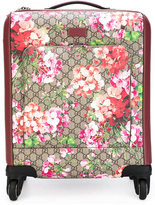 Gucci GG Blooms Supreme carry-on case - women - Calf Leather/Polyurethane/plastic - One Size