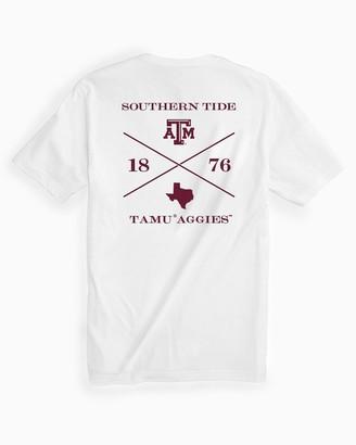 Southern Tide Texas A&M Aggies Short Sleeve T-Shirt
