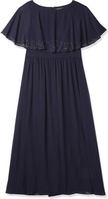 Jessica Howard JessicaHoward Women's Chiffon Overlay Gown