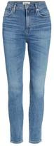 A Gold E Women's Agolde Sophie High Waist Crop Skinny Jeans
