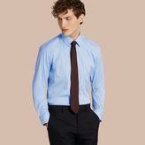 Burberry Modern Fit Stretch Cotton Shirt