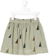 Bobo Choses geometric pattern mini skirt
