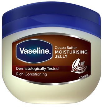 Vaseline Petroleum Jelly Moisturising Cocoa Butter 100Ml